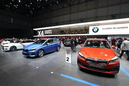 BMW Salón Ginebra