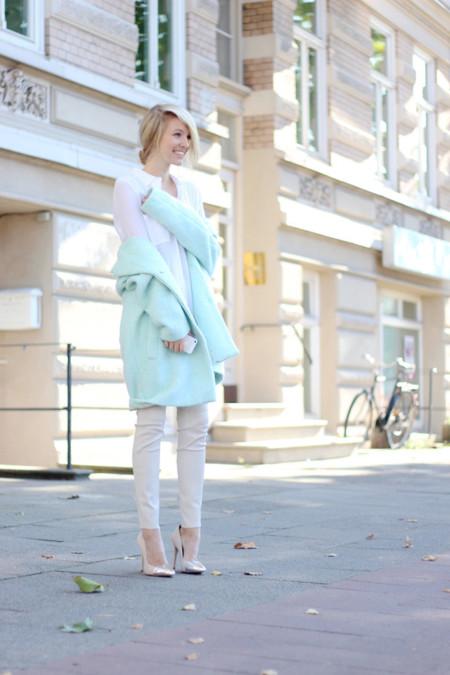 Pastel Look menta
