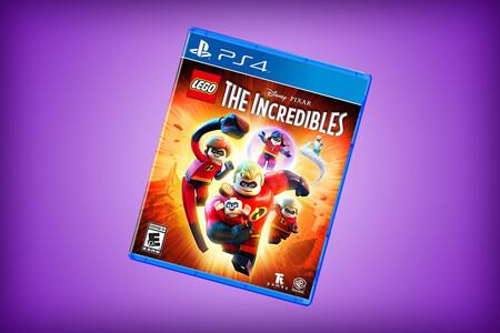 Juego de LEGO de 'Los Increíbles' para PS4 se puede comprar por menos de 190 pesos en Amazon México y con envío gratis