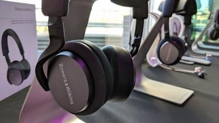 Bowers & Wilkins estrena auriculares HiFi, son los PX5 y PX7 y vendrán con aptX Adaptive cancelación activa del ruido