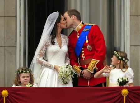 Kate Middleton, un año de amor y de estilo