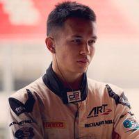 Alex Albon, el piloto que ha pasado de Nissan en Fórmula E para irse a la Fórmula 1 con Toro Rosso