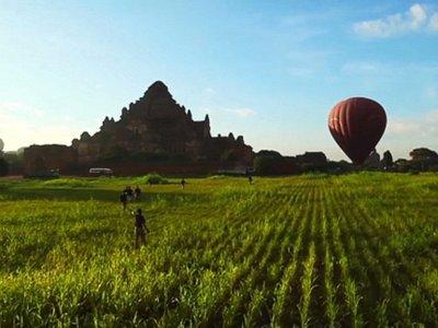 Encuéntrate a ti mismo en Myanmar. Vídeo