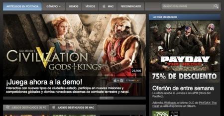 Steam, la próxima tienda de aplicaciones será suya