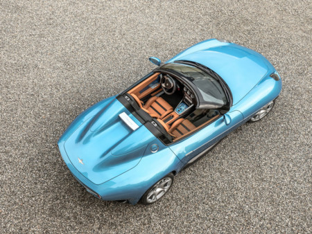 Alfa Romeo Disco Volante Spyder 9