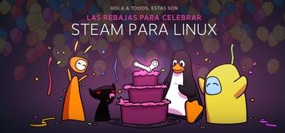 Ya está disponible el cliente de Steam para Linux