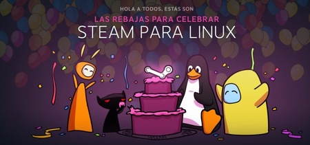 Ya está disponible el cliente de Steam para Linux