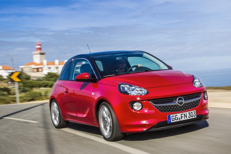 Foto de Opel Adam (3/50)