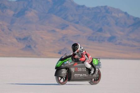 Record Moto Electrica Velocidad 4