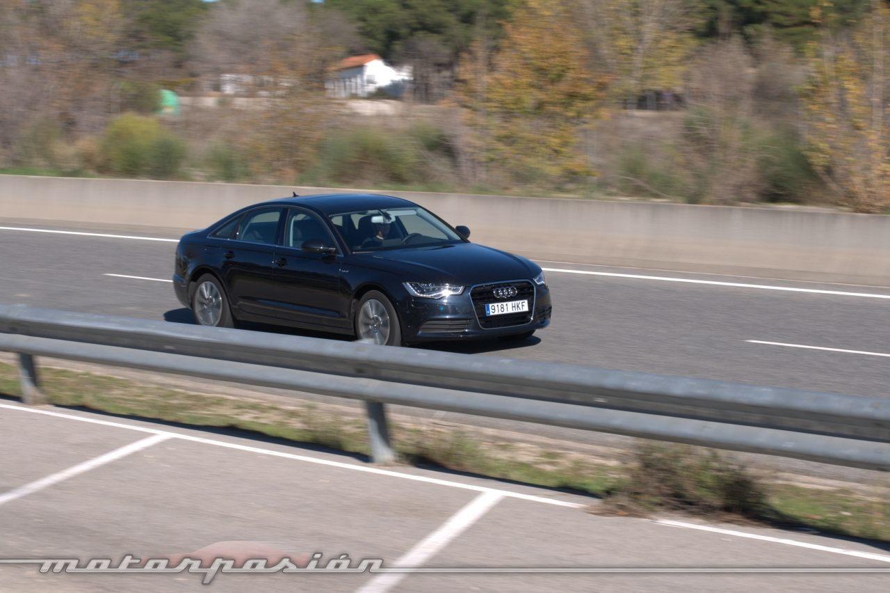 Foto de Audi A6 hybrid (prueba) (6/120)