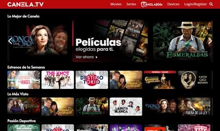 Canela Tv Gratis Mexico