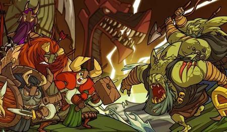 Viking Squad se podría convertir en un Castle Crasher para PS4