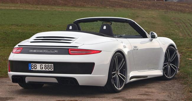 Gemballa Porsche 911 Carrera S