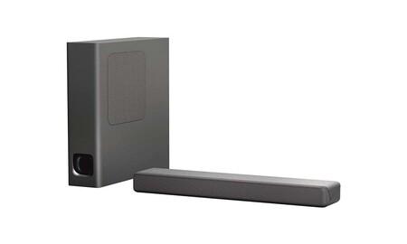 Regálate la barra de sonido Sony HT-MT300 al mejor precio hasta la fecha en las Sony Hours de MediaMarkt. Hasta esta noche cuesta 127 euros