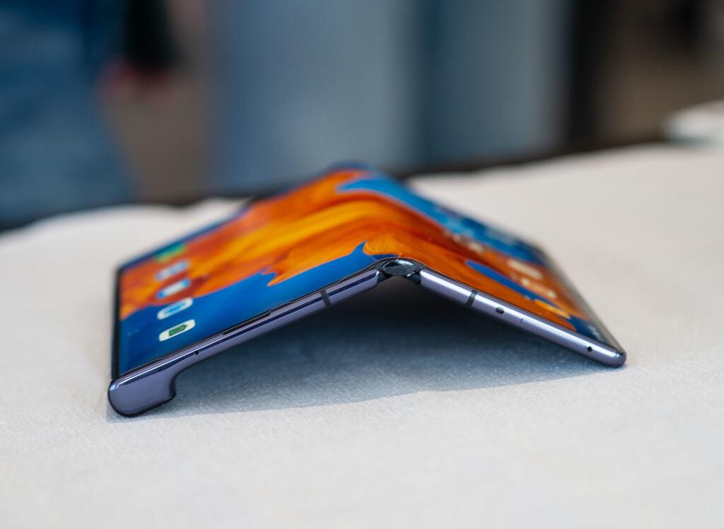 Así será el Huawei™ Mate X2 plegable según la última filtración masiva