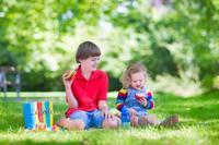 Buenos hábitos para la merienda de los niños