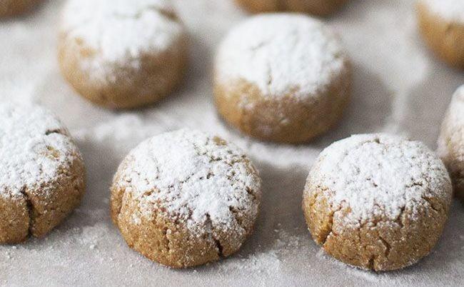Galletas de quinoa a la naranja: receta con Thermomix