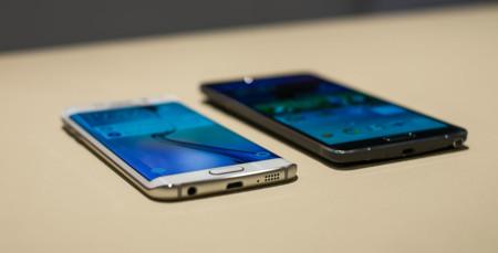 S6 y Note 4