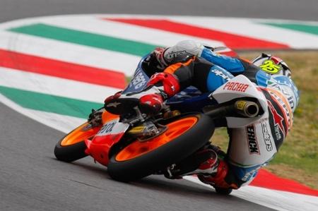 MotoGP Italia 2012: Maverick Viñales gana en una carrera de auténtico infarto en Moto3