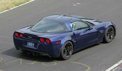 Confirmado el Corvette Blue Devil
