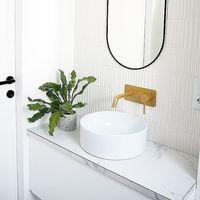 Cuartos de baño pequeños, trucos e inspiración para ganar más espacio
