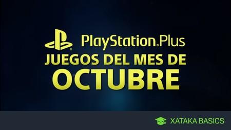 Juegos gratis de octubre 2017 en PlayStation Plus: PS4, PS Vita y PS3