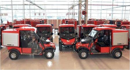Comarth suministrará 500 vehículos eléctricos al servicio postal noruego