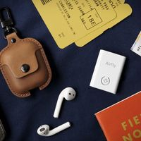 AirSnap de Twelve South, la funda de cuero ideal para proteger y llevar tus AirPods