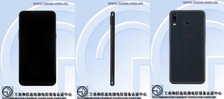 Samsung Galaxy A6s 02