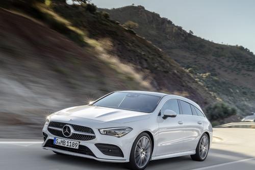 Mercedes-Benz CLA Shooting Brake 2019: Puedes tener todo el estilo y además la practicidad de un SUV