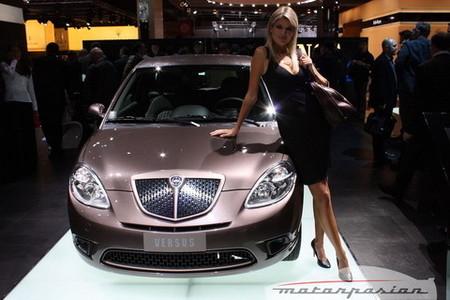 Moda italiana en París: Fiat 500 by Diesel y Lancia Ypsilon Versus