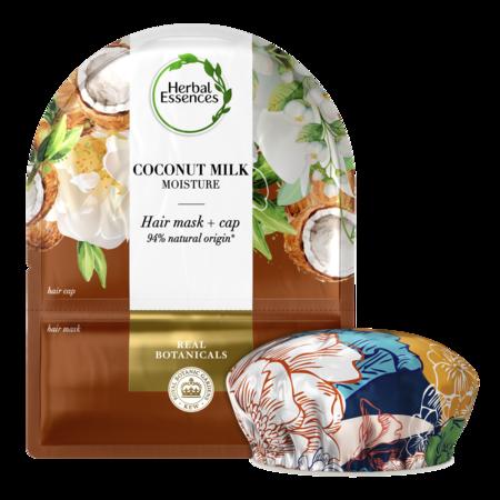 Herbal Essences Mascarilla En Formato Gorro Leche De Coco