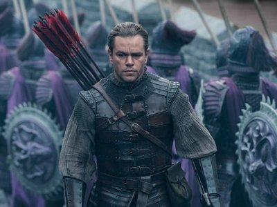 'La Gran Muralla', tráiler muy loco de una fantasía de Zhang Yimou con Matt Damon