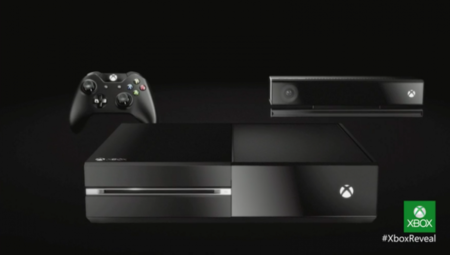 Xbox One, la nueva consola de Microsoft.
