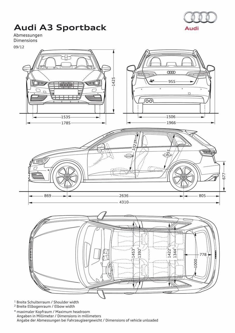 Foto de Audi A3 Sportback 2013 (47/52)