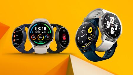 Xiaomi Watch Color 2 vs Xiaomi Mi Watch: estas son las diferencias clave entre estos dos relojes inteligentes