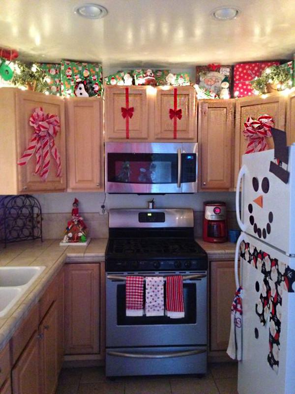 Cocina Navidad 6