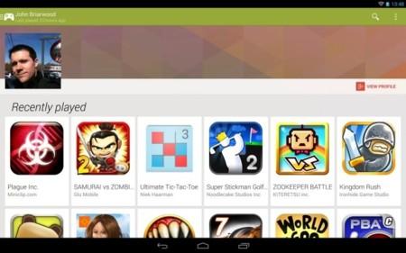 Google Play Games, el centro de videojuegos de Android
