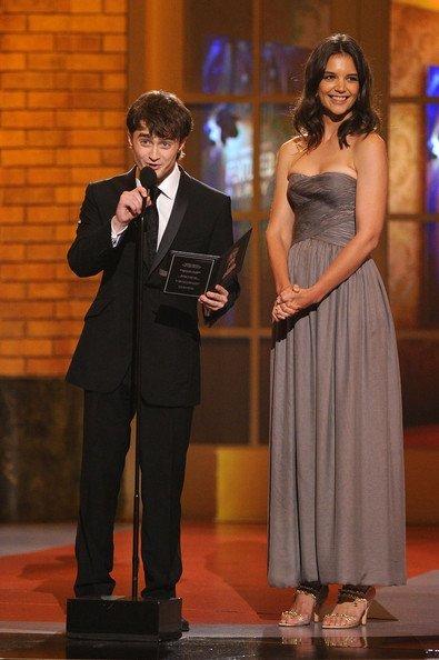 Todas las asistentes a los Tony Awards 2010: Katie Holmes