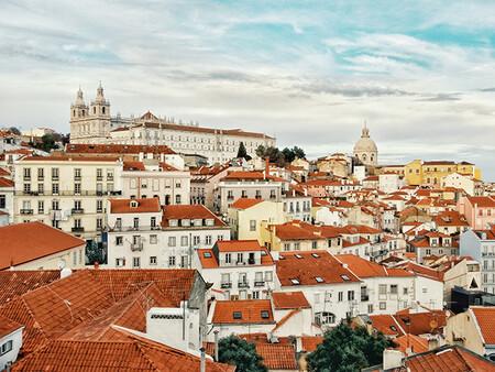 Panoramica De Lisboa