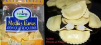 Medias Lunas con cuatro quesos de BonÀrea