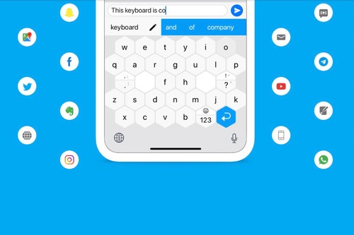 Typewise para iOS, el teclado que promete menos errores tipográficos y más velocidad de escritura