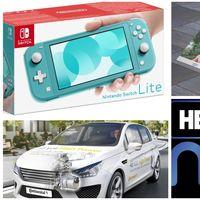 Switch Lite, ya está aquí la nueva consola de Nintendo, y las seis noticias de tecnología más importantes de hoy