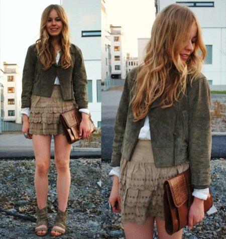 Los mejores looks de calle Primavera-Verano 2010 para ir al trabajo con clase y no pasar calor VI