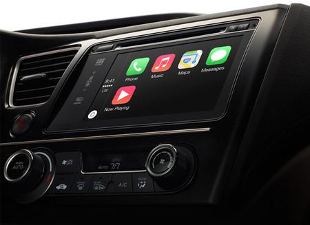 CarPlay, así es como Apple quiere entrar a los automóviles