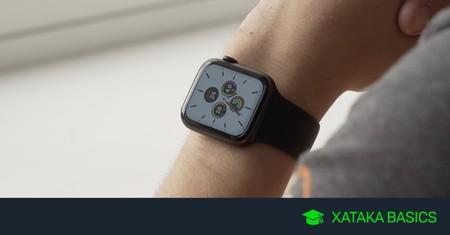 Cómo adelantar la hora del Apple Watch manualmente