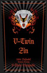 V-Twin Zin, vinos inspirados en las Harley-Davidson