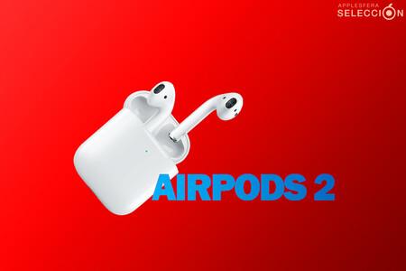 Este San Valentín regala los AirPods 2: AliExpress Plaza los deja por 106,99 euros con cupón de descuento