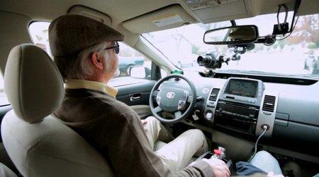 Google Car, coche autónomo Google