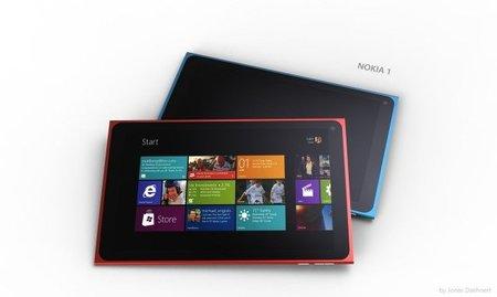 Se asegura que Nokia está trabajando en una Tablet